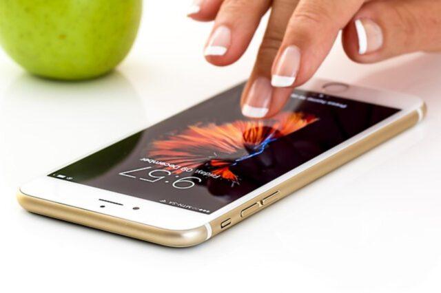 Kolory Iphone