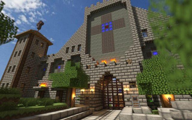 Jak ugryźć Minecrafta?