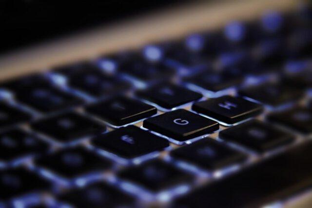 Podświetlana klawiatura bezprzewodowa